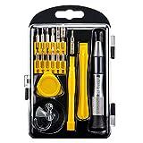 18-en-1 Kits d'outils de réparation pour Apple Watch, MacBook et iPhone-S2 Embouts de tournevis en acier