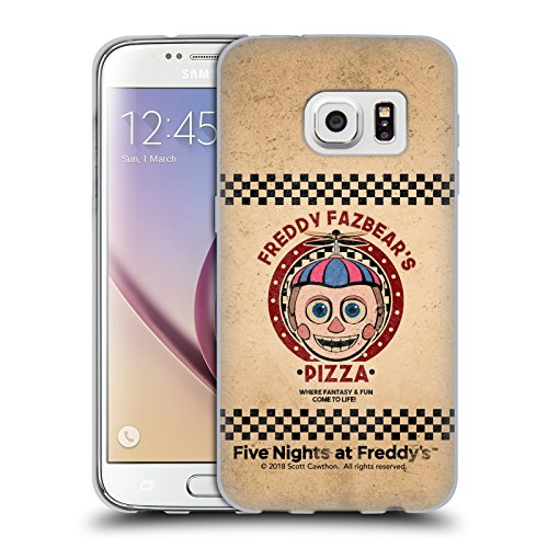 Official Five Nights At Freddy's Balloon Boy Freddy Fazbear's Pizza Soft Gel Case for Samsung Galaxy S7