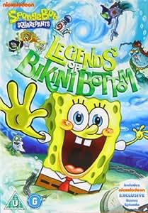 Spongebob Squarepants: Legends of Bikini Bottom [DVD]