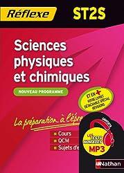 Mémo Réflexe Sciences physiques et chimiques - Tle ST2S