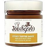 Joe y Seph de la salsa del caramelo pegajoso 230g