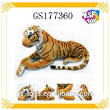 #4: Rohan Toys-Soft Toy-Tiger 32 cm