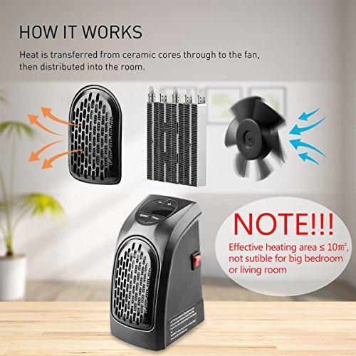 Boyko 350w Mini Stufa Stufetta Elettrica Offerte Amazon Ed Ebay