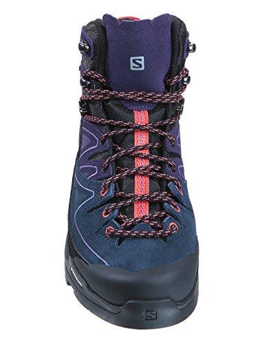 Salomon Stivali da escursionismo X Alp Mid Ltr Gtx W Purple