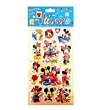 #1: PARTY PROPZ MICKEY MOUSE STICKER / MINNIE MOUSE STICKER PARTY SUPPLIES