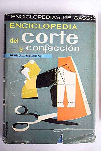 Portada del libro Enciclopedia del corte y confección