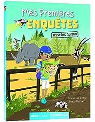 mes premieres enquetes - mystere au zoo (coll premiers pas)