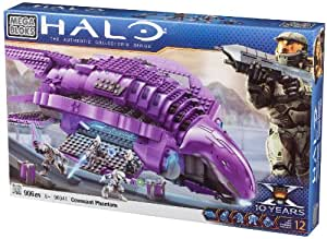 Megabloks - 96941U - Jeu de Construction - Halo - Covenant Phantom