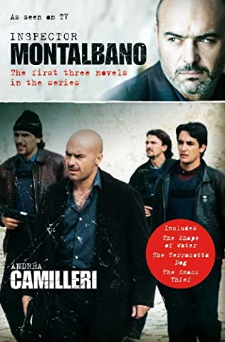 book cover of The Montalbano Mysteries
