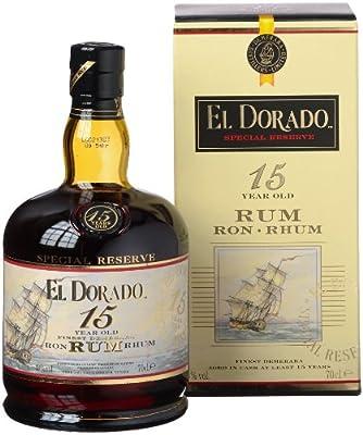 El Dorado 15 Jahre Rum (1 x 0.7 l)