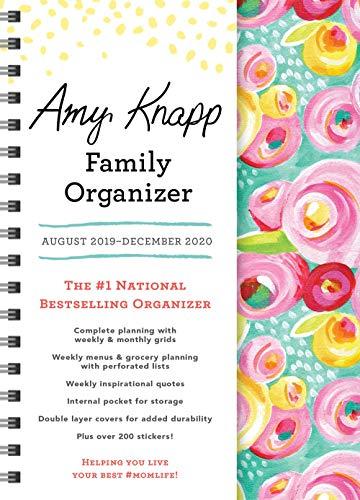 2020 Amy Knapp\'s Family Organizer: August 2019-December 2020