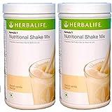 Herbalife Formula 1 Shake 500G Weight Loss - Vanilla Pack Of 2