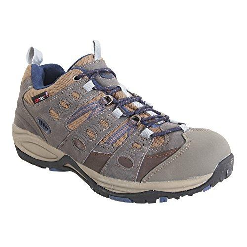 Johnscliffe Kathmandu - Chaussures de marche - Homme Marron/Bleu marine