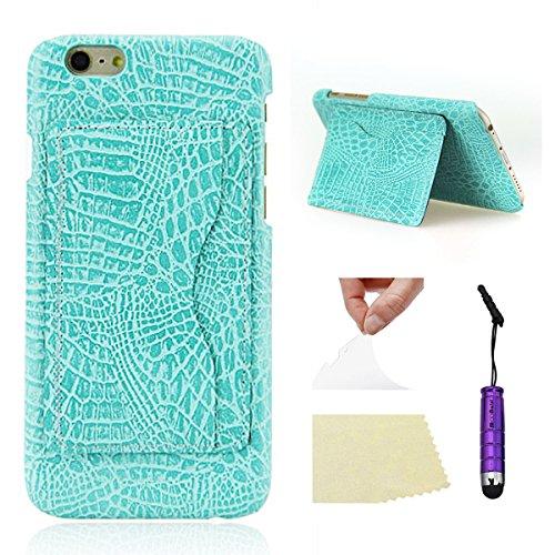 Casefirst iPhone 6 / 6S 4.7 inch Cover TPU Skin Protector Protective Phone Case Cover for iPhone 6 / 6S 4.7 inch (Sky-Blue) Iphone Sky Blue Skin