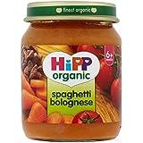 Hipp Spaghettis Bolognaise Organiques 6 + Mois 125G