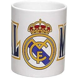 Real Madrid - Taza de cerámica (CYP Imports MG-25C-RM)