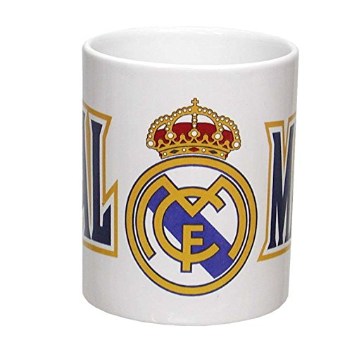 Real Madrid – Taza de cerámica (CYP Imports MG-25C-RM)