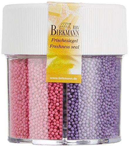 Image of Birkmann 504042 Zucker-Dekore Brombeer, dreifach, 85 g