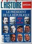 HISTOIRE (L') [No 258] du 01/10/2001...