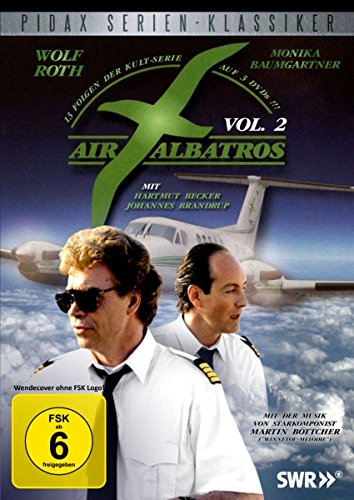 Air Albatros, Vol. 2 / Weitere 13 Folgen der beliebten Serie (Pidax Serien-Klassiker)[3 DVDs]