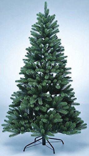 Hochwertiger künstlicher Weihnachtsbaum PE-Spritzguss (ohne Beleuchtung), Höhe: 180cm / Ø110cm (PE-BO180)