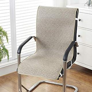 MemoryL Atmungsaktive Stuhlkissen,Sommer Sitzkissen Anti-rutsch Ischias und rückenschmerzen Bürostuhl Auto-P 45X135cm(18 * 53in)