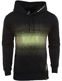 new style f5fa8 4268f Nike Aj 13 Felpa Linea Air Jordan Uomo, Nero (Black), XL