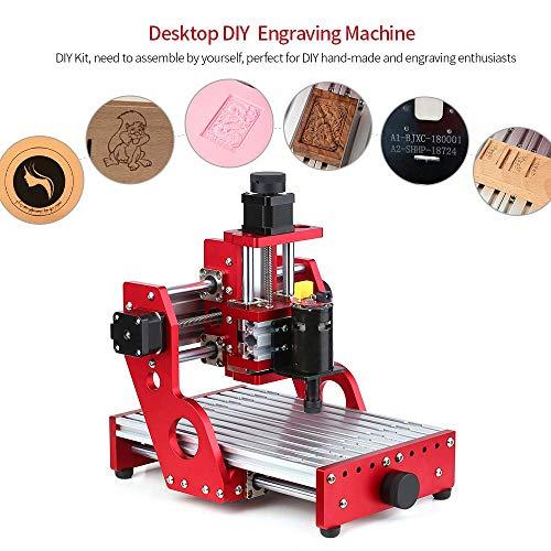 VogvigoCNC 1419 máquina corte grabado metal enrutador