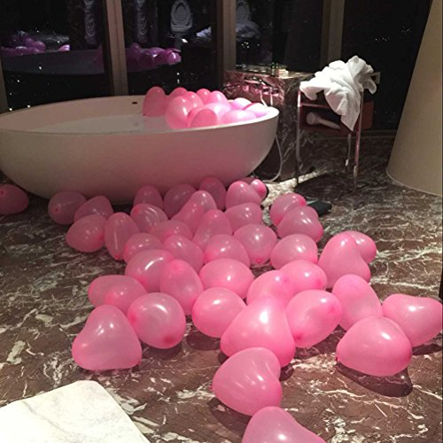 Liste de prix NUOLUX Ballons de coeur,25pcs coeur en forme de ballon pour décoration de fête mariage anniversaire