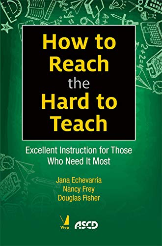How to Reach the Hard to Teach [Paperback] VIVA BOOKS PRIVATE LIMITED