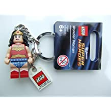 LEGO Super Heroes: Wonder Woman Llavero