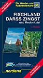 Nordland Karten, Fischland, Darss, Zingst und Recknitztal (Deutsche Ostseeküste)