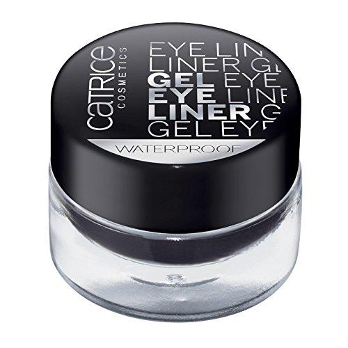 Catrice Gel Eyeliner Waterproof Eyeliner NR. 010 - BLACK JACK WITH JACK BLACK 3,5 g