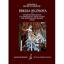 Teresa Filósofa (Ilustrado) (Siltolá, Nueva eTraducción)