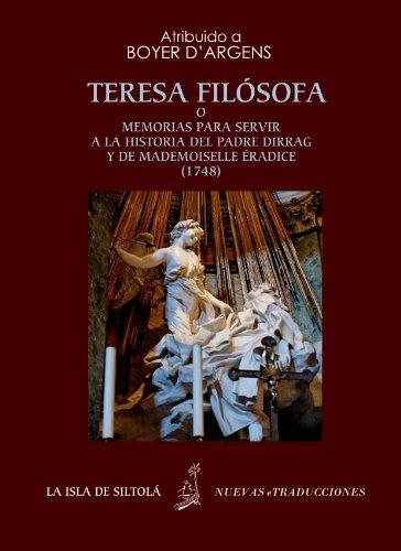 Teresa Filósofa (Ilustrado) (Siltolá, Nueva eTraducción) por Atribuido a Boyer  D'Argens
