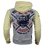 Yakuza Premium Sweatshirt 2322 grau