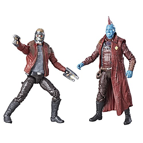 Marvel Legends Guardians of the Galaxy 3,75 'Star Lord & Yondu Action Figure 2 Units