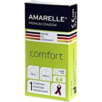 AMARELLE Kondome Comfort Size 54 (Red Ribbon) 1er x 50 Stück preisvergleich bei billige-tabletten.eu