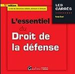 L'essentiel du droit de la d�fense