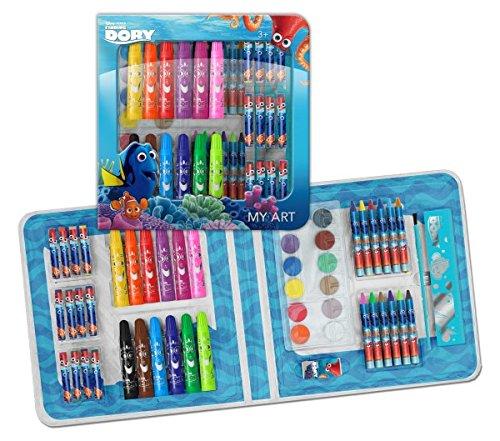 Disney 7164-Color Box gode Dory della mia arte, Schreibwaren
