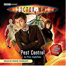 "[(""Doctor Who"" - Pest Control)] [ By (author) Peter Anghelides, Read by David Tennant ] [May, 2008]"