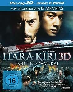 Hara-Kiri [3D Blu-ray inkl. 2D]