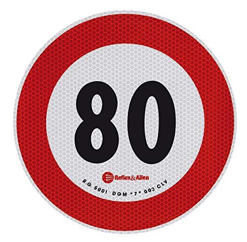 INT AUTO 1191607 Disco Limite Velocita