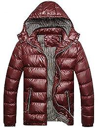 Amazon.it  Top - Giacche e cappotti   Uomo  Abbigliamento f9e818b6009