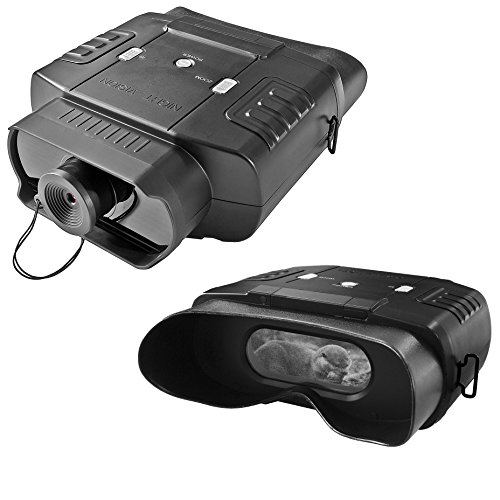 Nightfox 100V Digitales Nachtsichtgerät Infrarot Binokular mit 3x20 Zoom
