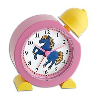 TFA Dostmann 60.1011.12 Réveil pour enfant avec hennissement de cheval 130 x 52 x 133 mm