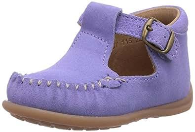 Bisgaard  Prewalker, {Chaussures premiers pas pour bébé (garçon) - Violet - Violett (96 Lavender), 24 EU