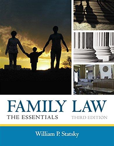 Family Law Books Pdf