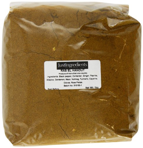 JustIngredients Essential Ras El Hanout - 1000 gr