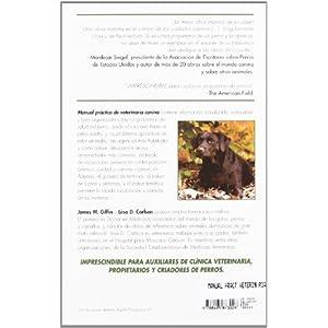 El libro de MANUAL PRÁCTICO DE VETERINARIA CANINA (Animales Domesticos (drac))